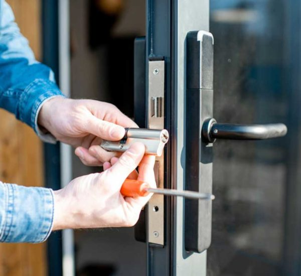 24-Hour Commercial Locksmith Services